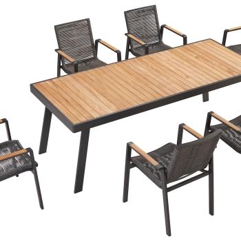 chaises de Lueurs des jardin et Archives Tables luc3K1JTF